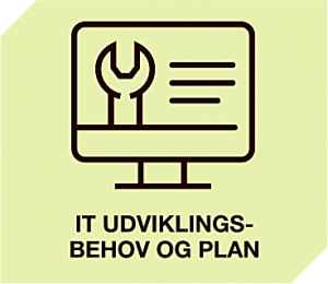 it-udviklingsbehov og plan